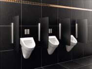 Pisuar yıkama sistemleri
